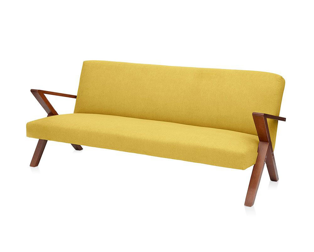 Retrostar 4er Sofa - Basic-Line