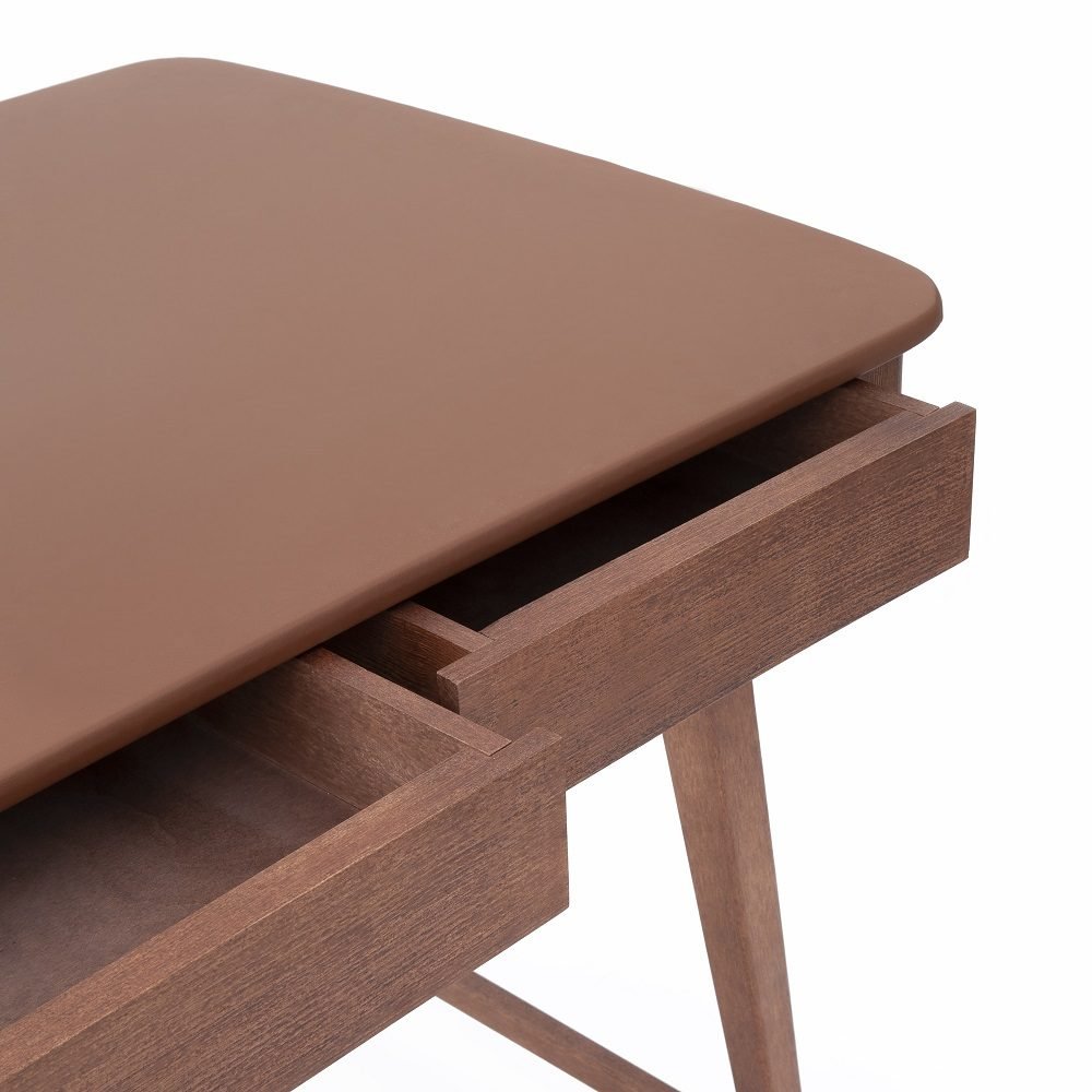 Desk Retroline, Leather